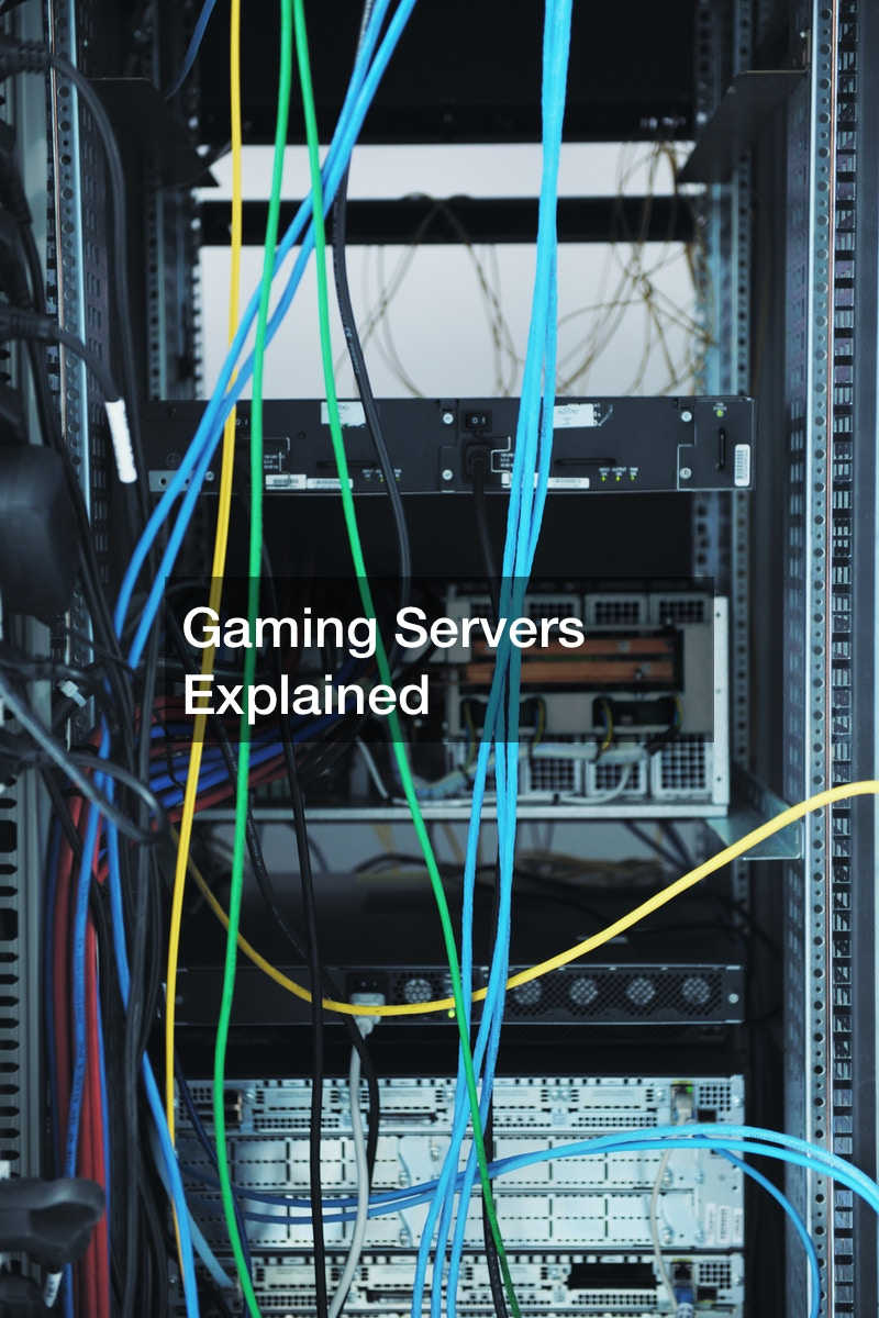 Gaming Servers Explained